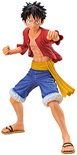 One Piece Gigantic Series Monky D. Luffy PVC Figure