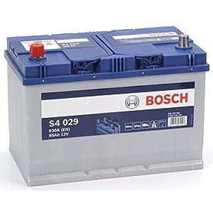 Bosch S4006 Bater/ía de autom/óvil 60A//h-540A