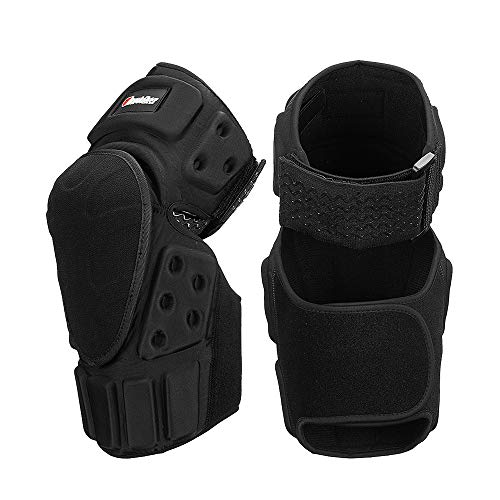 HEROBIKER Moto Knee Pads Protective Guards