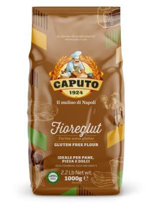 Caputo harina sin gluten (1 kg) - productos italianos - alternativa a la harina de trigo