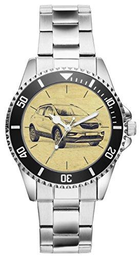 Geschenk für Opel Mokka Fahrer Fans Kiesenberg Uhr 20312