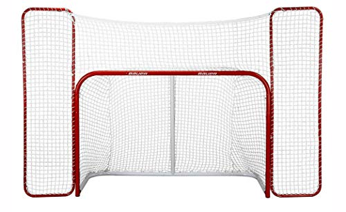 Bauer Hockey Tor mit Fangnetz