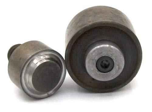 BabySnap Heavy Duty Ösen mit Scheiben 14mm und 12mm (Werkzeug für BabySnap Heavy Duty Zange, 14mm)