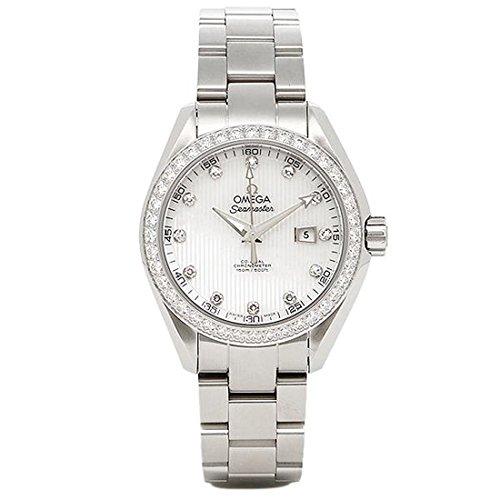 [オメガ] 時計 レディース OMEGA 231.15.34.20.55.001 SEAMASTER AQUA-TERRA シーマスターアクアテラ 腕時計 シルバー [並行輸入品]