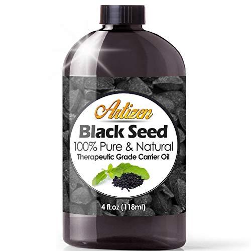 Artizen Black Seed Oil - (100% Pure & Cold Pressed) - 4oz Bottle