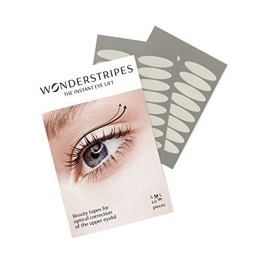 Wonderstripes Augenlidkorrektur - Größe M 64 Stück Pro Packung