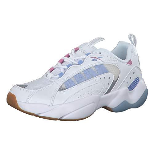 Reebok Royal PERVADER, Zapatillas para Mujer, Blanco Y Azul Claro