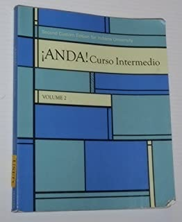 ANDA! CURSO INTERMEDIO,VOL.2 >CUSTOM<