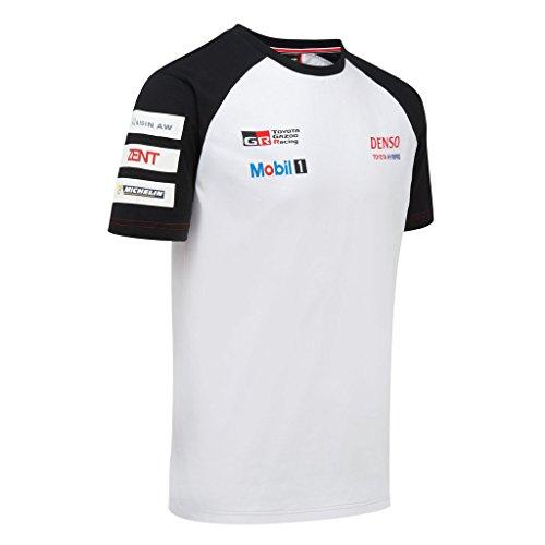 Camiseta Toyota Gazoo Racing Oficial XL