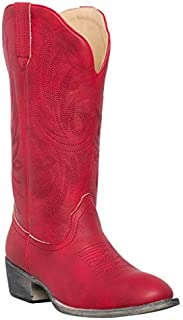 Women's Western Cowboy Boot   Cimmaron Country Round Toe...