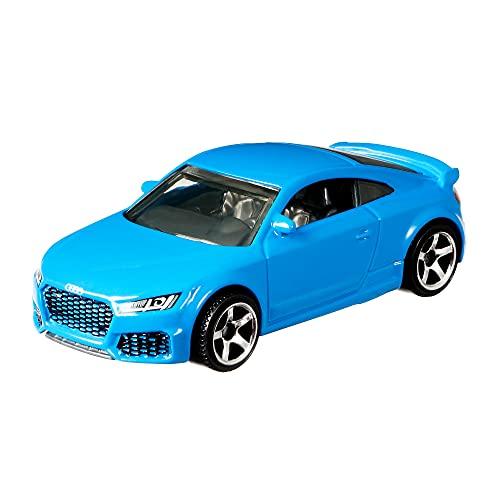 Matchbox Audi TT RS Coupe Coche de juguete de metal de colección (Mattel HGK93)