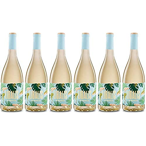 Libalis White - 6 botellas de 0,75L