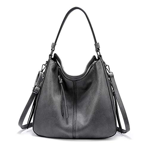 Handbags for Women Hobo Purse Large Ladies Crossbody Shoulder Bag Faux Leather