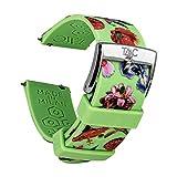 TAAC GRAAPHIC Repuesto en Correa para Relojes y Smartwatch, Made in Italy en Silicona Médica...