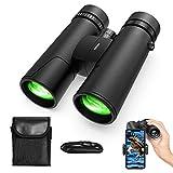 Best Compact Binoculars - TONDOZEN 10X42 Compact Binoculars for Adults, BAK-4 Roof Review