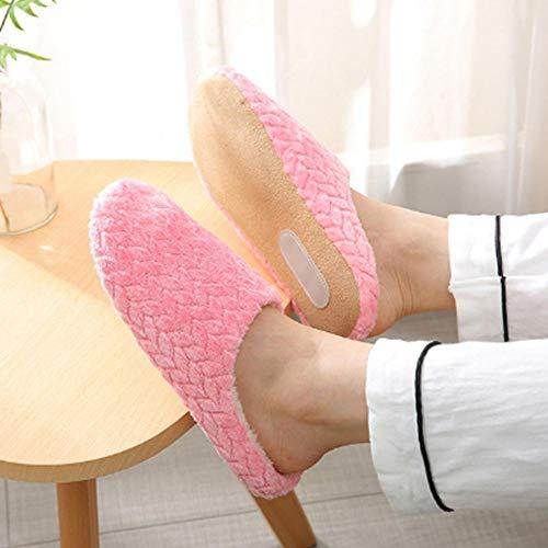 Zuyau Zapatillas algodón Mujer Suéter Otoño Invierno