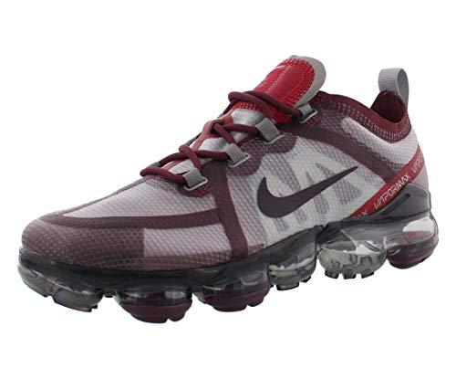 Nike Air Vapormax 2019 da donna, (Peltro metallizzato color marrone notte / bordeaux), 38.5 EU