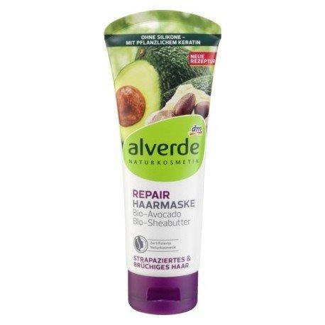 Alverde Bio Maske Capillaire répair für geschädigtes Haar und sprödes