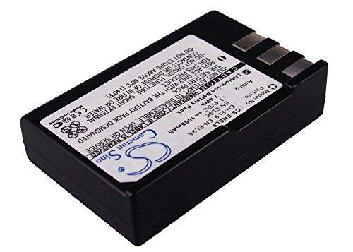 Scwarz DC und DV Akku 1000 mAh für NIKON EN-EL9 EN-EL9E EN-EL9A /IKON D3000 NIKON DSLR-D40 DSLR-D40A DSLR-D40C DSLR-D40X DSLR-D60 D5000