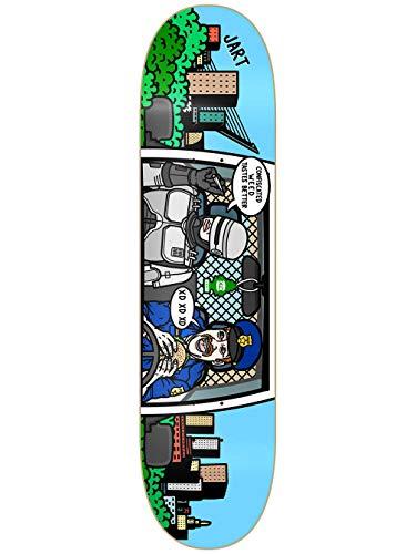 Jart XDXDXD 8.25' HC CFK x Skateboard Deck