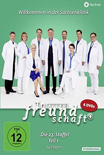 In aller Freundschaft - Staffel 23, Teil 1 (6 DVDs)