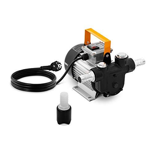 MSW MSW-OP60 Dieselpumpe 60 l/min Saugleistung 5 m Ölpumpe Heizölpumpe