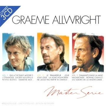 Coffret 3 CD : Master Série : Graeme Allwright