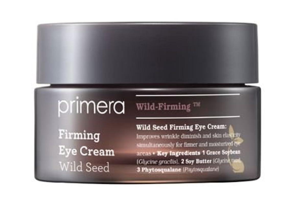 病院呪いパラシュート[Primera] Wild Seed Firming Eye Cream 25ml/[プリメーラ] ワイルドシードファーミングアイクリーム 25ml [並行輸入品]