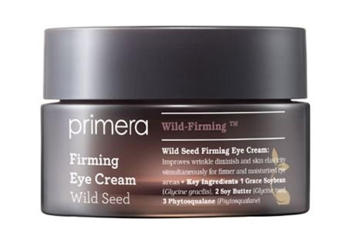 告発ポルティコ博物館[Primera] Wild Seed Firming Eye Cream 25ml/[プリメーラ] ワイルドシードファーミングアイクリーム 25ml [並行輸入品]