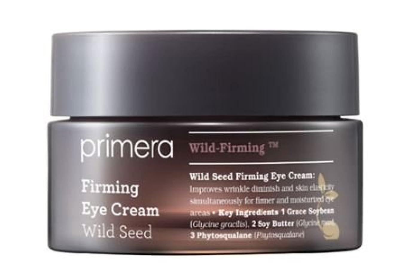 実現可能フレッシュ鉄[Primera] Wild Seed Firming Eye Cream 25ml/[プリメーラ] ワイルドシードファーミングアイクリーム 25ml [並行輸入品]