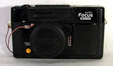YASHICA AUTO FOCUS MOTOR 35MM Film Camera/ 38mm f2.8 Lens
