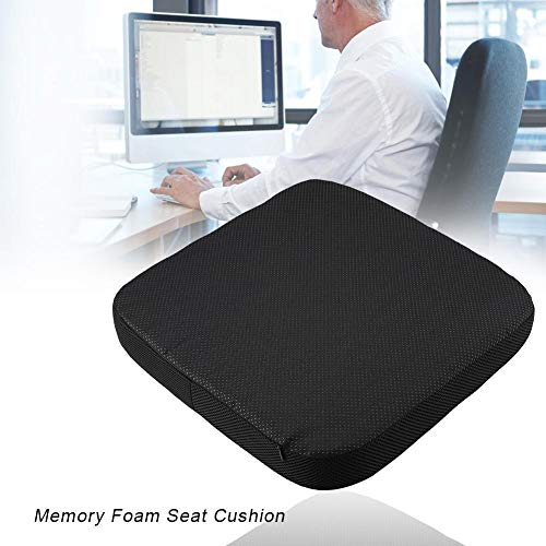 Memory Foam Chair Cushion Seat Cushion Support Relieves Pressure