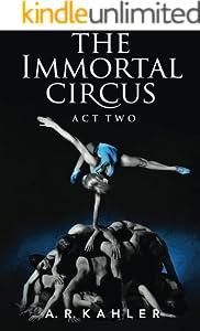 Cirque des Immortels 2巻 表紙画像