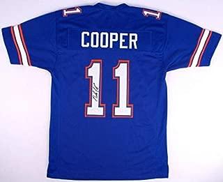 Riley Cooper Autographed Signed Florida Jersey JSA COA
