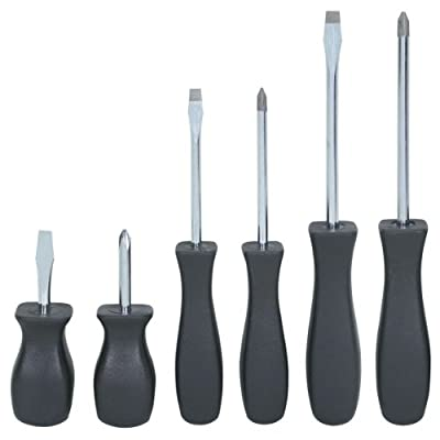 6 Piece Screwdriver Set by Pittsburgh