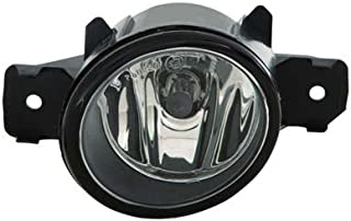 CarLights360: Fits 2004 2005 2006 NISSAN SENTRA Fog Light Assembly Driver Side w/Bulbs - (CAPA Certified) Replacement for NI2592122