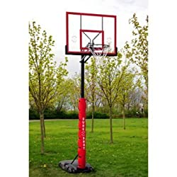 Sure Shot Basketball Quick Adjust Portable Sports Unit With Acrylic Backboard The Quick Adjust unit is a rugged height adjustable unit ideal for use at home and schools. The Quick Adjust unit is very simple to adjust by releasing an automatic catch b...