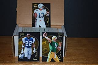 1996 pinnacle zenith football cards