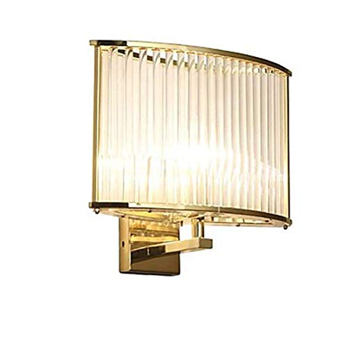 Lámparas de Pared y Apliques de Pared contemporáneos Modernos Impermeables Lámpara de Pared de Metal para Dormitorio