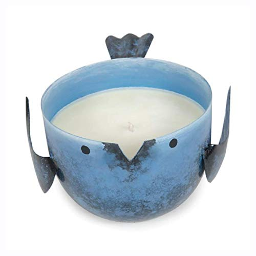 Scented Candle, Coastal Water Birdie Candle