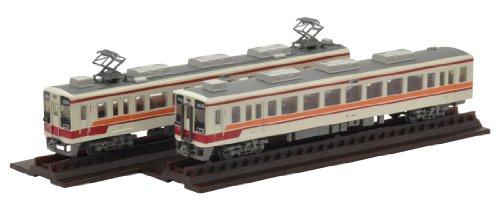 鉄道コレクション 鉄コレ 東武鉄道6050系 (新造車・パンタグラフ増設車) 2両セット
