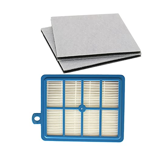 Mizuho H12 H13 Reusable Hepa Filter + 2PCS Motor Cotton Filter Fit For Philips Electrolux AEG EFH12W AEF12W FC8031 EL012W FC9080 FC9088