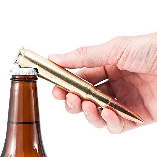Destapador Abridor de Botellas de Cerveza Destapadores Ideal y Bar para Hogar,Fiesta,Robusto y Duraderos…