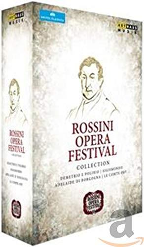 Rossini Opera Festival (2009 - 2011) [5 DVDs]