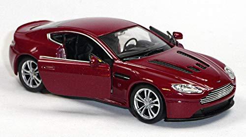 Aston Martin v12 Vantage modello di auto auto prodotto con licenza scala 1:34-1:39