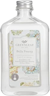 GREENLEAF Reed Diffuser Oil - Bella Freesia - Last Up to 3 Months - Made in The USA