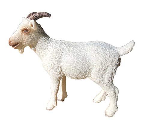 SCHLEICH 42375-2 Weisse Ziege Hausziege