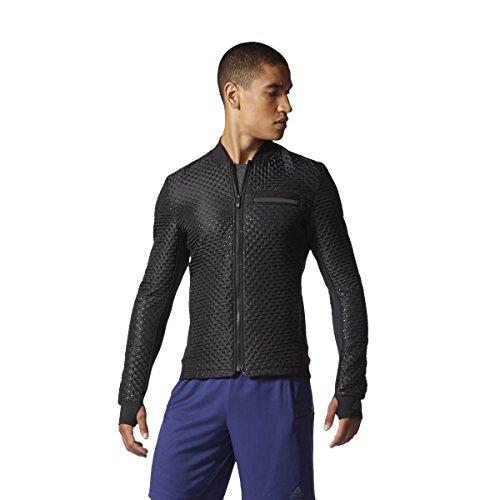 Adidas Veste de Sport pour Homme Adistar L Noir - Noir