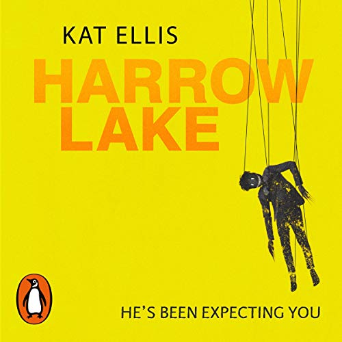 Harrow Lake cover art