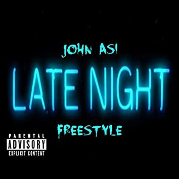 Late Nights Freestyle